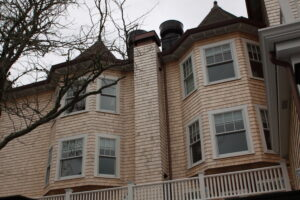 HVAC systems within historical properties